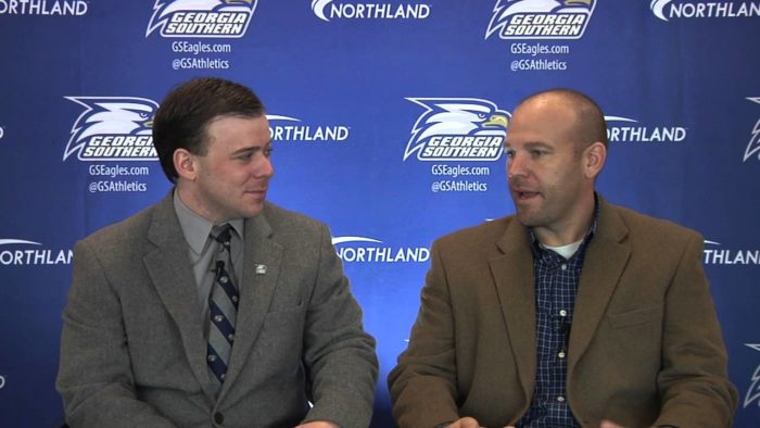 Danny Reed interviews Chad Lunsford, January 2016