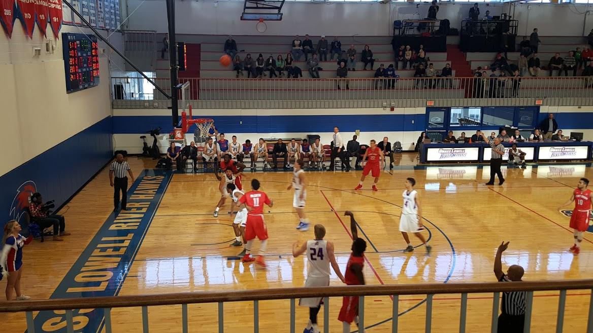A bridge between Autism and Sporting Events - UMass Lowell River Hawks vs Stony Brook Seawolves